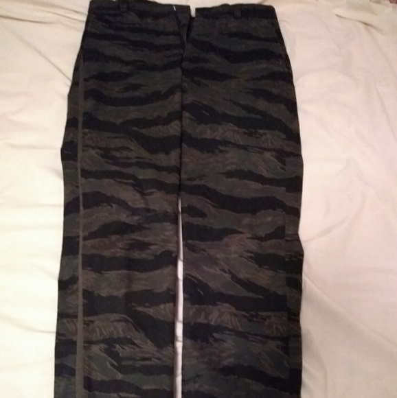 unknown Other - African Safari tailored  Camo pants